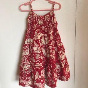 Gap kids summer dress Sz 4-5